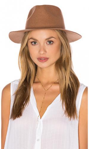 Шляпа norway Assembly Label. Цвет: цвет загара