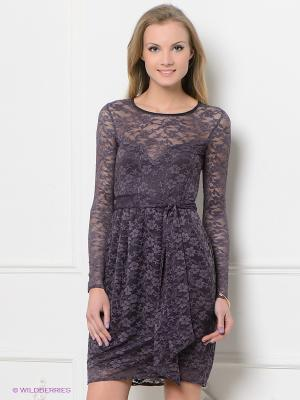 Платье Hammond. Цвет: фиолетовый