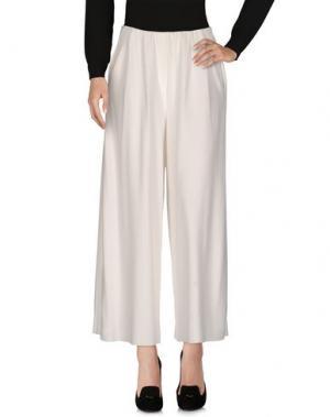 Повседневные брюки HARRIS WHARF LONDON. Цвет: белый
