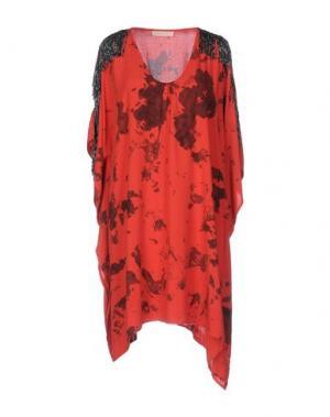 Блузка MONICA •LENDINEZ. Цвет: красный