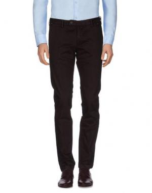 Повседневные брюки AT.P.CO. Цвет: красно-коричневый