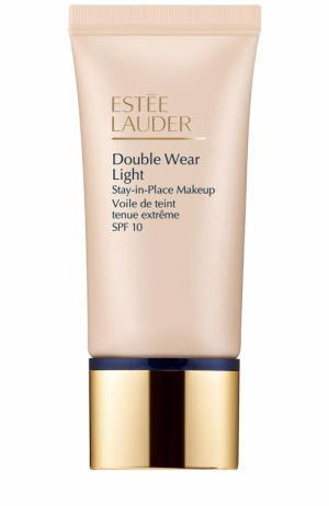 Устойчивая крем-пудра СЗФ 10 Double Wear Estée Lauder. Цвет: бесцветный