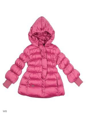 Пальто Cherche. Цвет: сиреневый