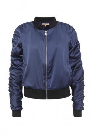 Куртка By Swan. Цвет: синий