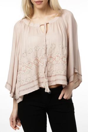 Блуза DEBY DEBO. Цвет: beige