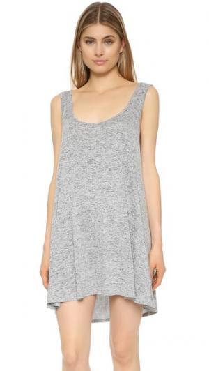 Платье Lakey Riller & Fount. Цвет: гравий