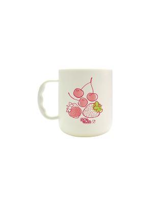 Чашка детская 200 мл. ПОМА. Цвет: розовый