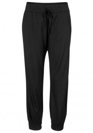 Пляжные брюки 7/8 Otto. Цвет: черный