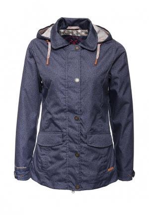 Куртка Torstai. Цвет: синий