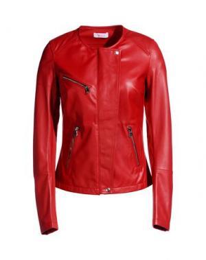 Куртка GEORGE J. LOVE. Цвет: красный