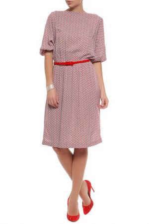 Платье Melani. Цвет: красный