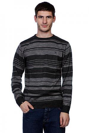 Свитер  Asymmetric Hesh Black Matix. Цвет: серый