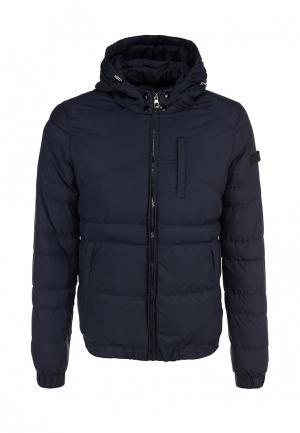 Куртка утепленная Adrexx. Цвет: синий