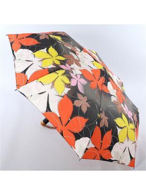 Зонт Airton. Цвет: светло-коричневый, оранжевый, желтый