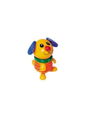 Фигурка Собака Tolo. Цвет: желтый