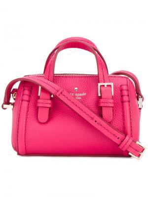 Travel crossbody bag Kate Spade. Цвет: розовый и фиолетовый