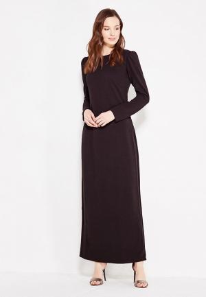 Платье Sahera Rahmani. Цвет: черный