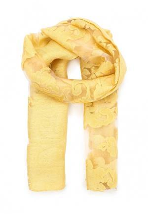 Палантин Venera. Цвет: желтый