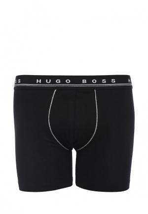 Трусы Boss Hugo. Цвет: черный