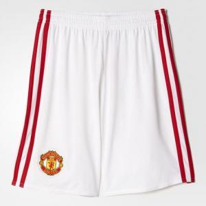 Игровые шорты Манчестер Юнайтед Home  Performance adidas. Цвет: красный