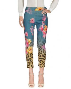 Повседневные брюки EAN 13. Цвет: грифельно-синий