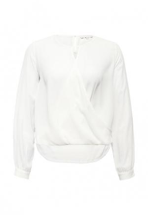 Блуза NewLily. Цвет: белый