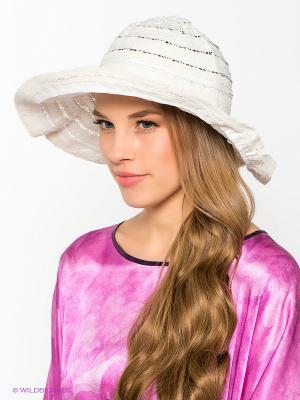 Шляпа Ваша Шляпка. Цвет: белый