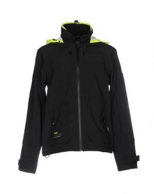 Куртка GAASTRA. Цвет: черный