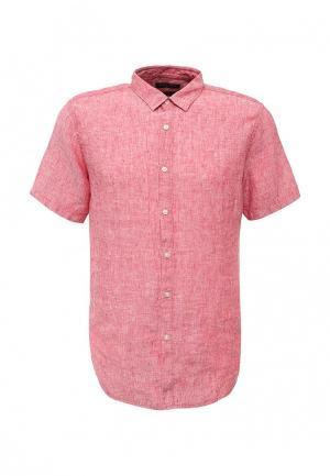 Рубашка Banana Republic. Цвет: красный