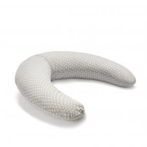 Подушка для грудного вскармливания COCOON. Цвет: рисунок/белый
