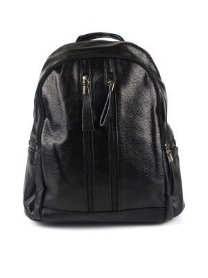 Рюкзак 1Azaliya. Цвет: черный