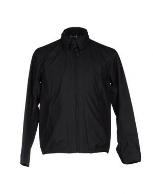 Куртка GLOVERALL. Цвет: черный
