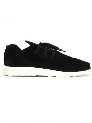 Lace-up sneakers Wings+Horns. Цвет: чёрный