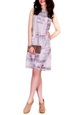 Платье MONT PELLIER. Цвет: париж