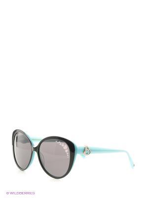 Солнцезащитные очки Enni Marco. Цвет: черный
