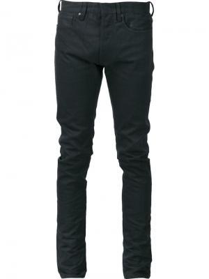 Skinny trousers Siki Im. Цвет: серый