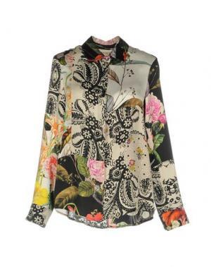 Pубашка SHIRTAPORTER. Цвет: слоновая кость