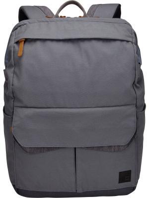 Рюкзак Case Logic LoDo для ПК 14/MacBook Pro 15. Цвет: темно-серый