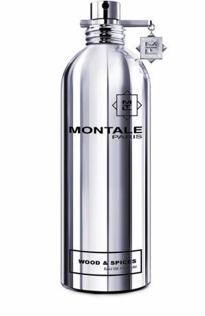 Парфюмерная вода Wood & Spices Montale. Цвет: бесцветный