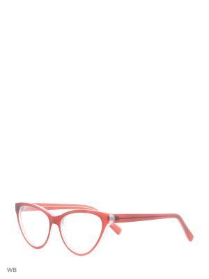 Оправа Vittorio Richi. Цвет: красный, оранжевый