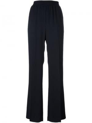 Расклешенные брюки 3.1 Phillip Lim. Цвет: синий