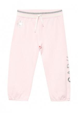 Бриджи Gap. Цвет: розовый