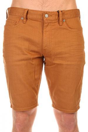 Шорты пляжные DC Colour Shorts Wheat Shoes. Цвет: коричневый