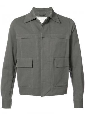 Куртка  Tinker Toogood. Цвет: серый