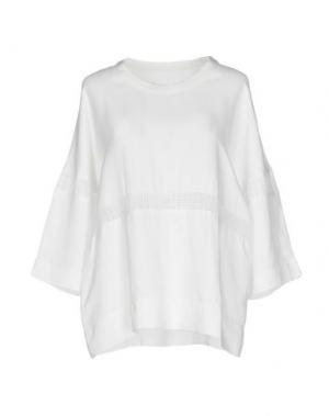 Блузка LIBERTINE-LIBERTINE. Цвет: белый