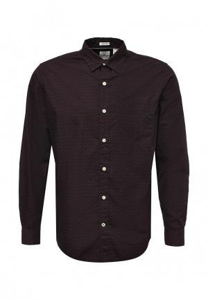 Рубашка Dockers. Цвет: фиолетовый