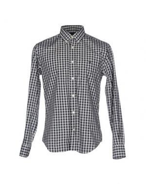 Pубашка BROOKSFIELD. Цвет: черный