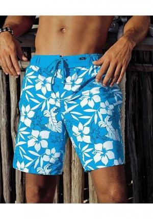 Пляжные шорты, s.Oliver Otto. Цвет: зеленый