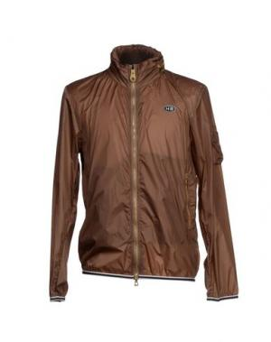 Куртка HISTORIC RESEARCH. Цвет: коричневый