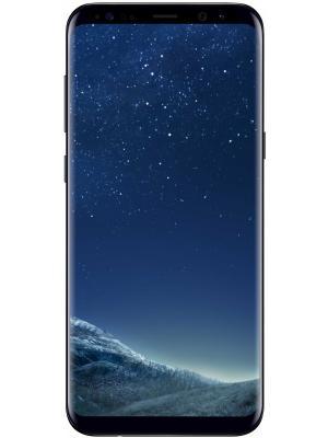 Смартфон Samsung Galaxy S8+ 64 ГБ черный. Цвет: черный